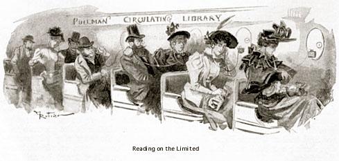 pullman circulating library